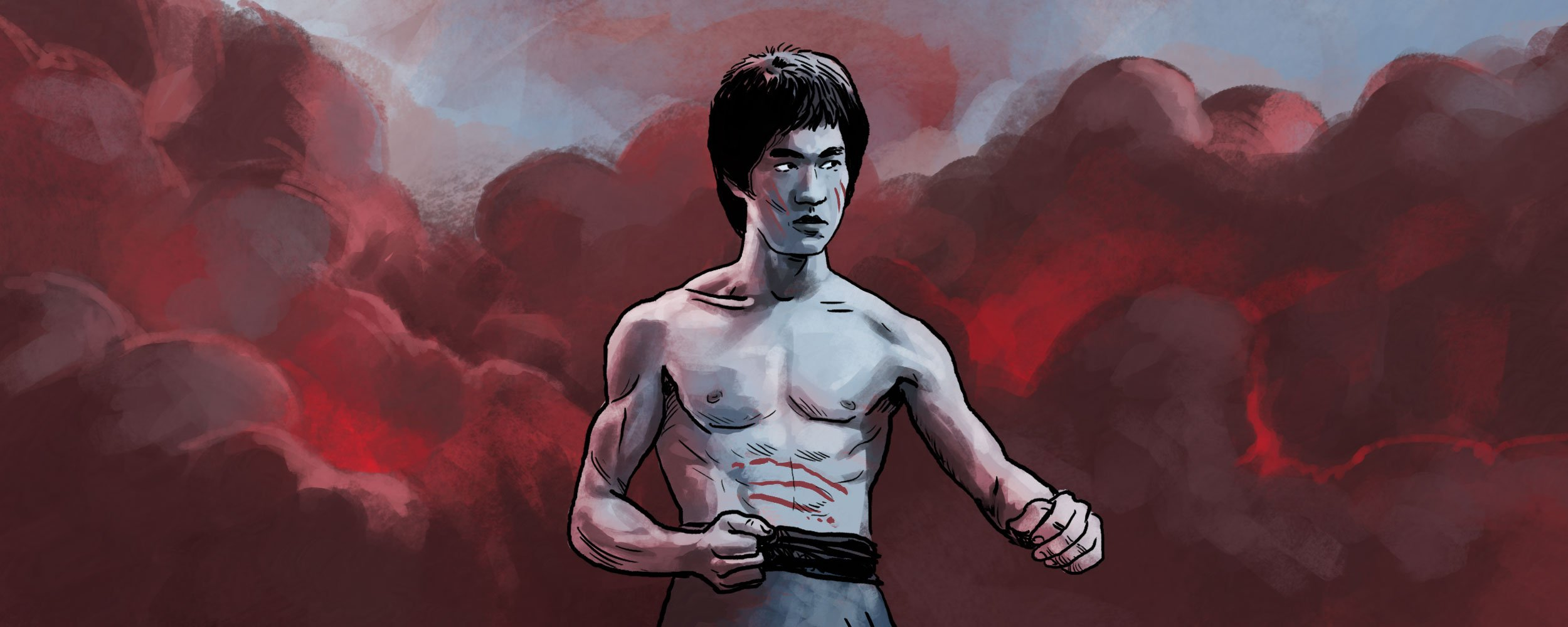 Bruce Lee's martial arts legacy - cover