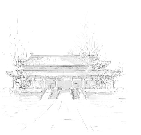The origins of Beijing's Forbidden City