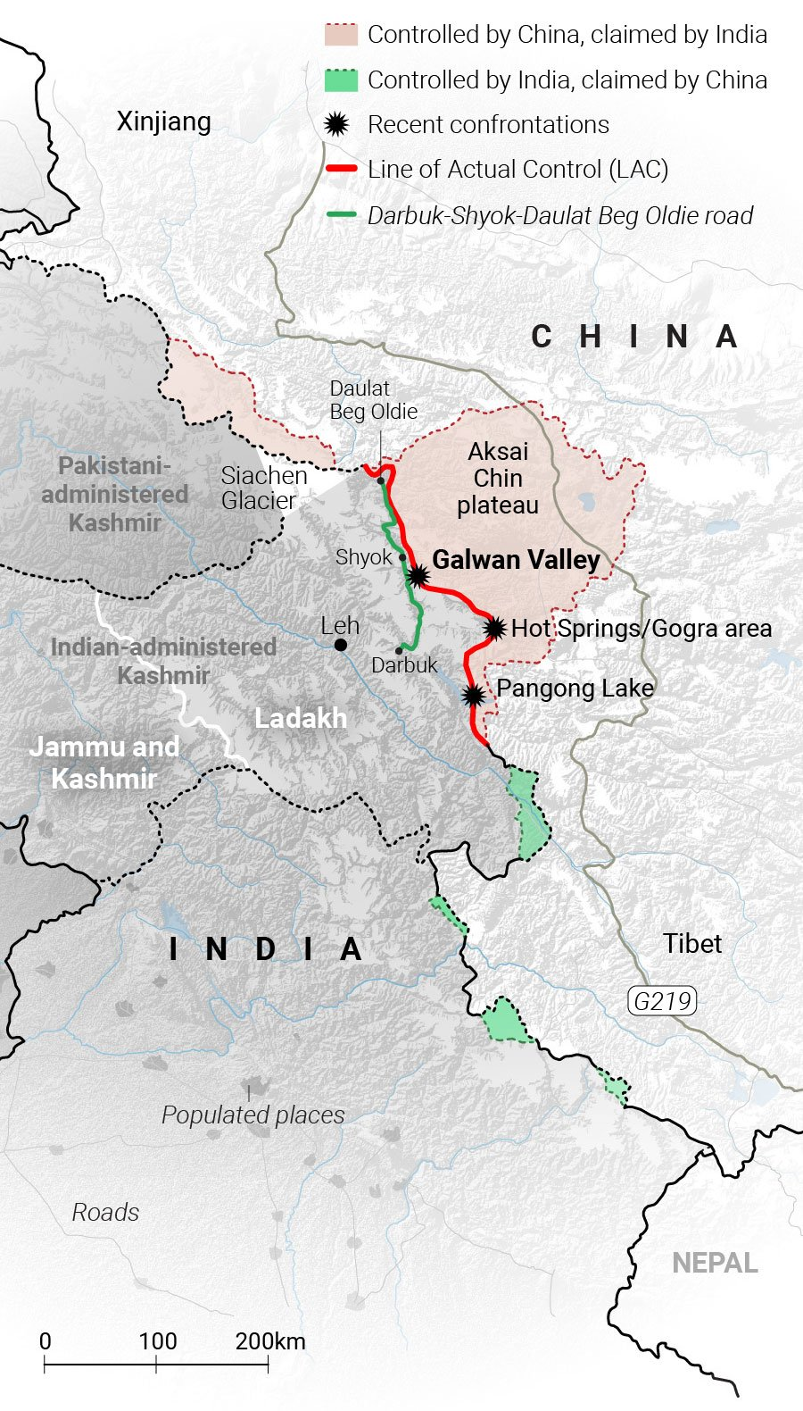Why India-China border clash in Galwan Valley turned into deadly brawl