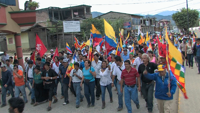 How Chinese Projects Are Tearing Communities In Ecuador Apart